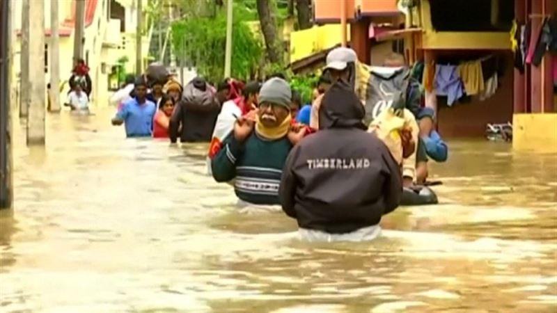 В Индии в результате наводнений погибли более 100 человек