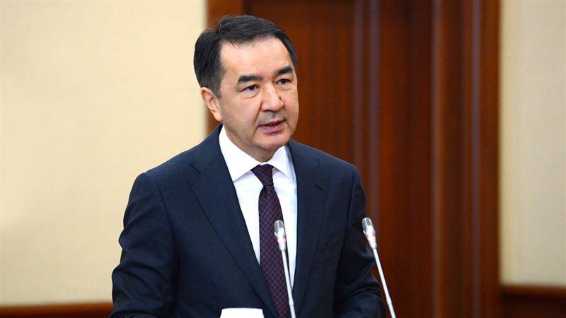 Сағынтаев Алматыдағы өртке қатысты пікір білдірді