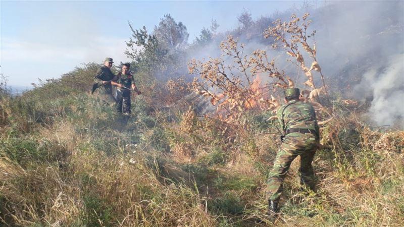 Полиция Алматы расследует гибель человека, тело которого обнаружено при тушении пожара на Кок-Тобе