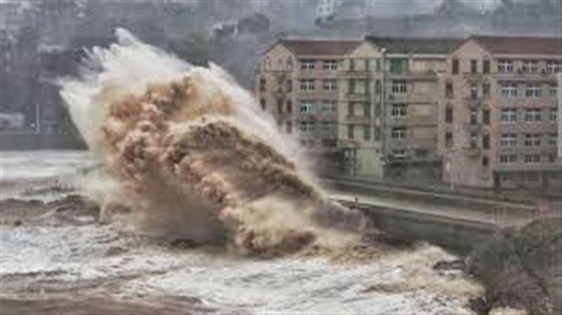 Тайфуннан қаза тапқандар саны 43-ке жетті