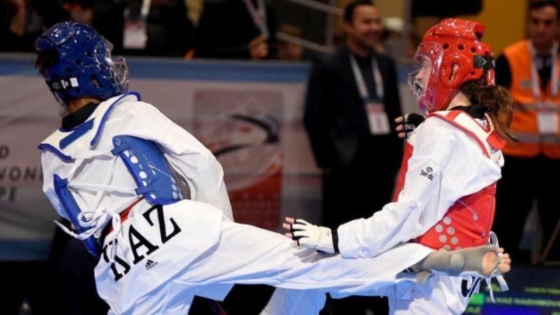 Қазақстандық таеквондошылар әлем чемпионатында 3 медаль алды