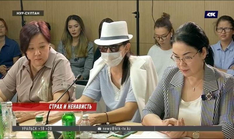 Пережившая изнасилование в «Тальго» выступила на пресс-конференции