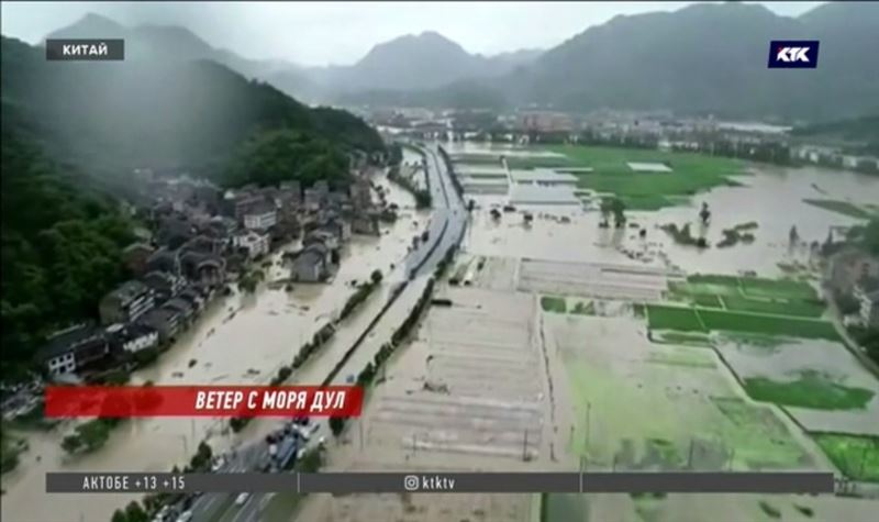 «Масштабы стихии колоссальные» – восточный Китай переживает последствия мощного урагана