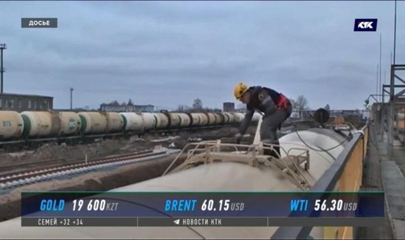 В Казахстане возобновлён экспорт бензина