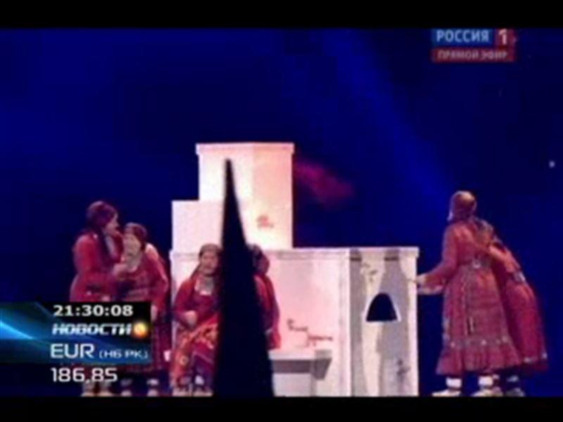 В Баку стартовал музыкальный конкурс «Евровидение-2012»