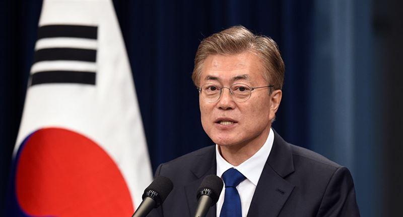 Президент Южной Кореи хочет воссоединиться с КНДР к 2045 году