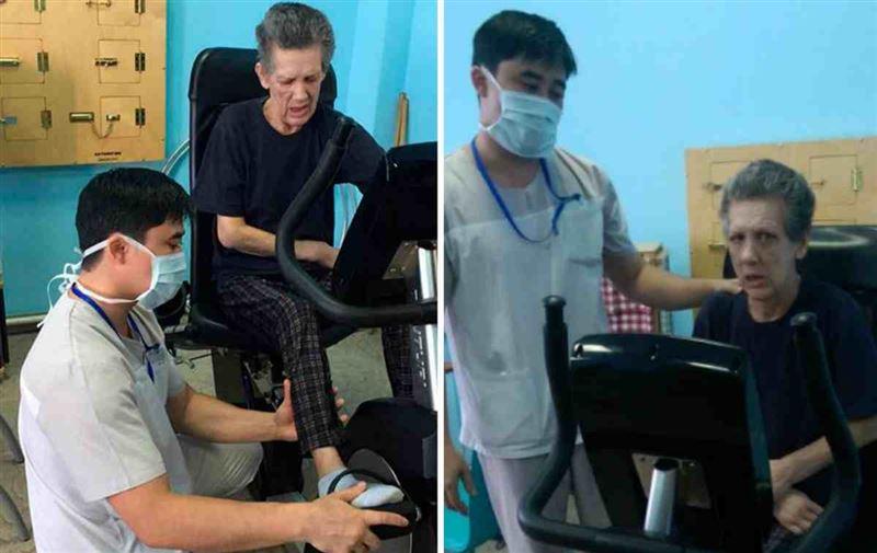 Алматылық дәрігерлер есін жоғалтқан пациенттің туыстарын іздеуде