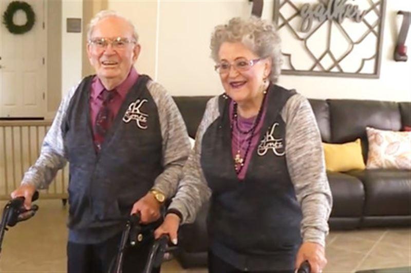 Супруги, прожившие 68 лет, рассказали об их секрете долгих отношений