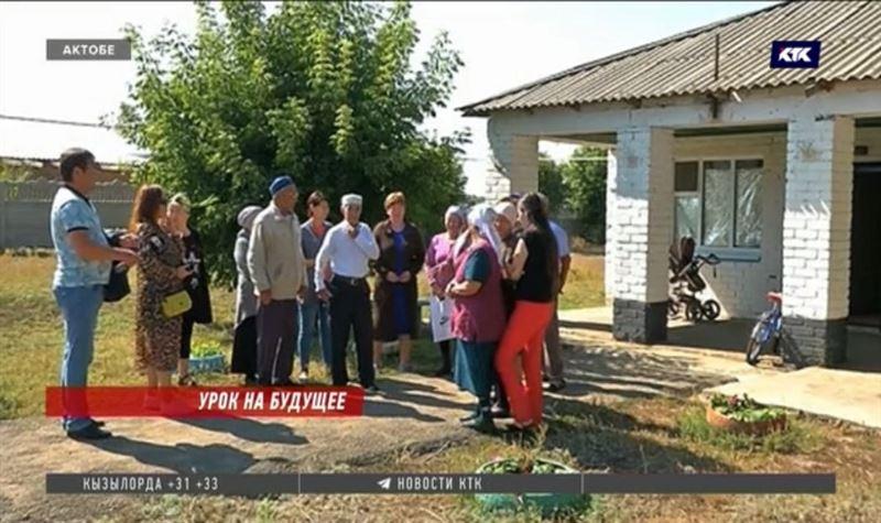Около 900 детей посёлка оставлено без местной школы