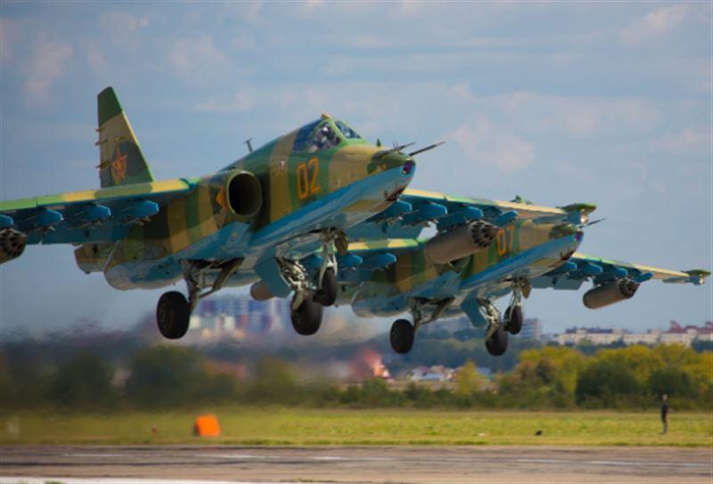 Военные летчики Казахстана заняли третье место на международном конкурсе «Авиадартс-2019»