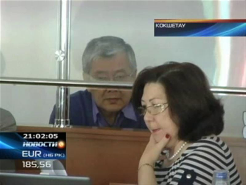 В Кокшетау на скамье подсудимых служители Фемиды