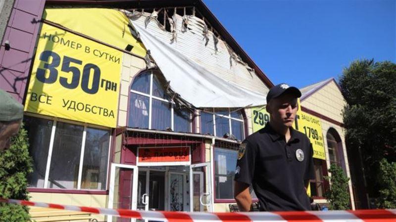 Жертвами пожара в одесской гостинице стали 9 человек