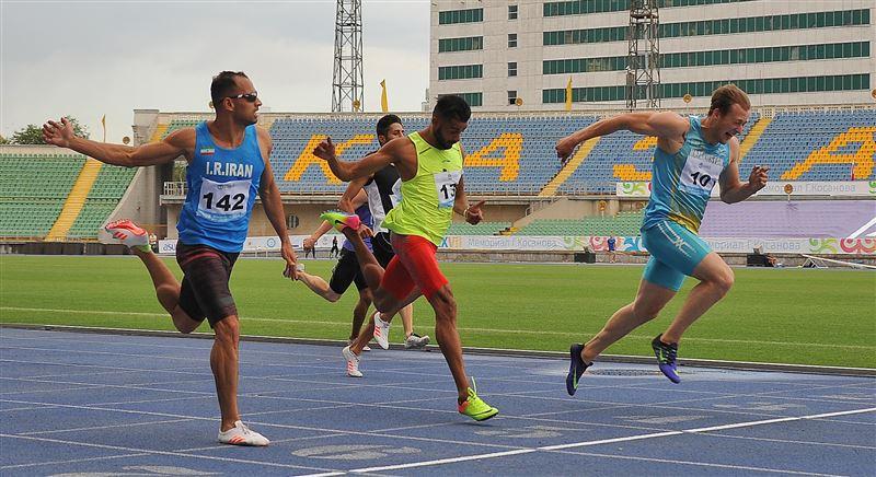 Отандық атлеттер Өзбекстанда 3 алтын жеңіп алды