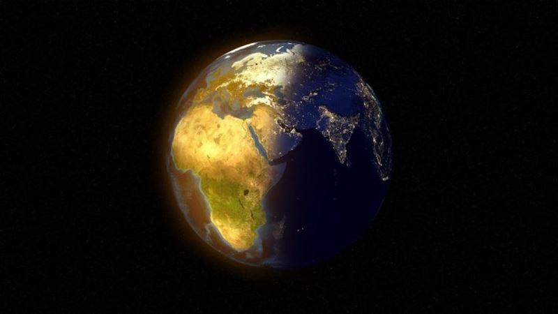 Ученые продемонстрировали Землю глазами инопланетян