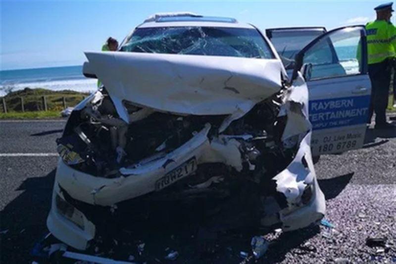Живот спас женщине жизнь во время аварии