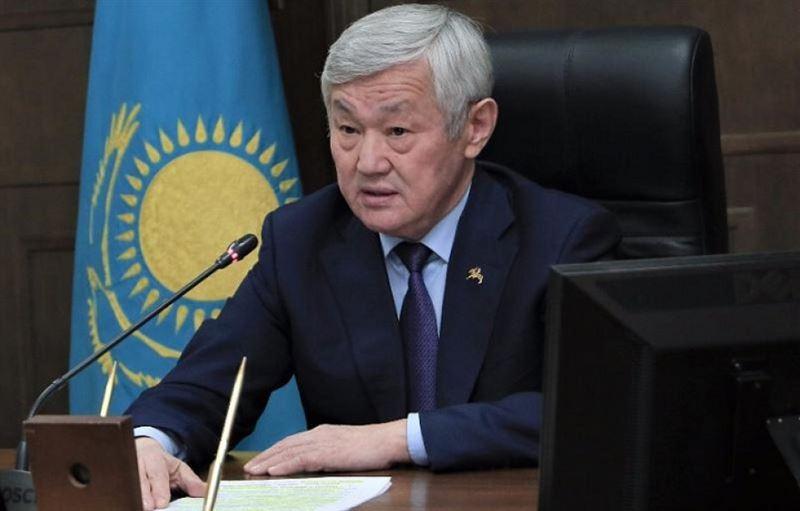 Сапарбаев назначен на пост заместителя премьер-министра Казахстана