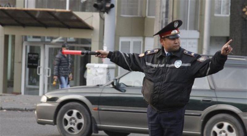 Жол полициясының «қызыл таяғын» қайтарып беретін болды