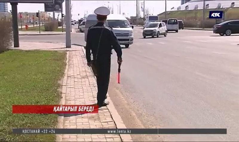Полицейлердің қолына «қызыл таяқ» қайтадан берілуі мүмкін