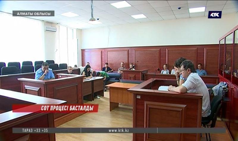 Алматы облысында денесі каналдан табылған Анастасия Галееваның өліміне қатысты сот басталды