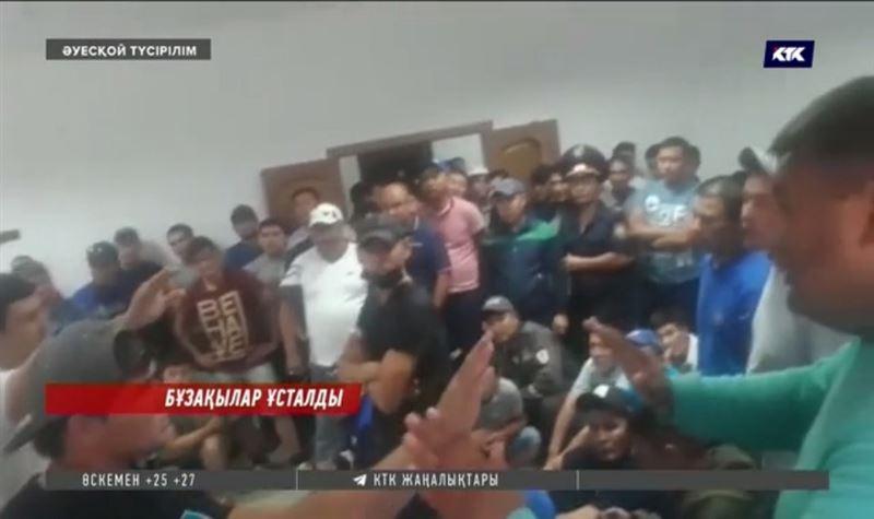 Қарағанды облысында жаппай төбелеске қатысқан бірнеше адам қамауға алынды