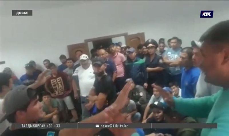 Задержаны семеро участников массовой драки на Жайремском ГОК