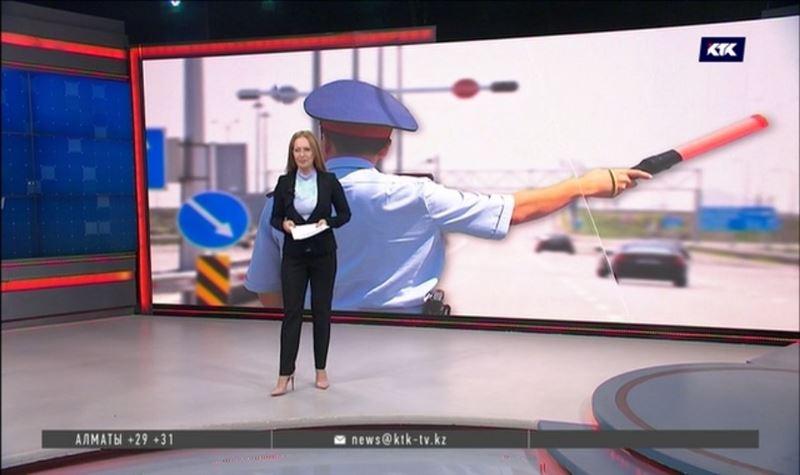 Казахстанским полицейским возвращают жезлы