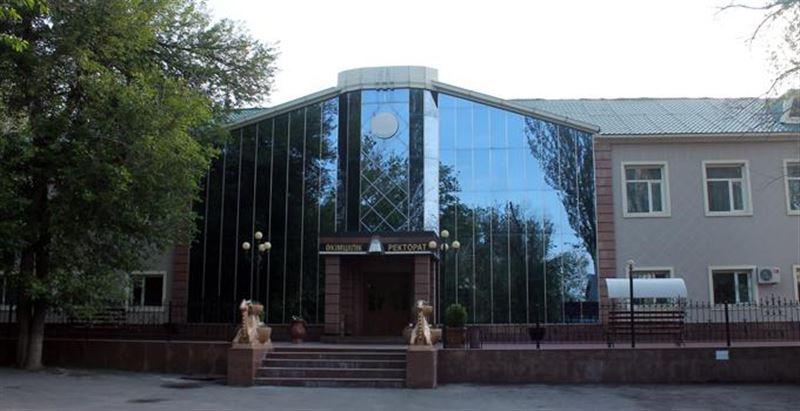 Шымкенттегі университетті тексеруден кейін үш іс қозғалды