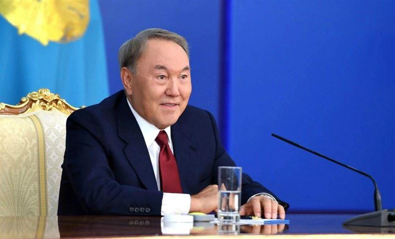 Назарбаев Nur Otan партиясының жиынын ашты