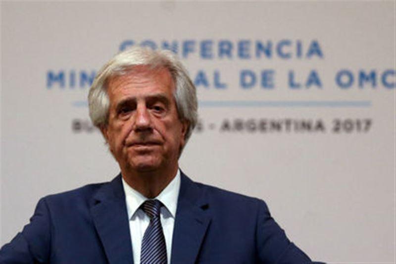 Президенту Уругвая диагностировали рак легкого