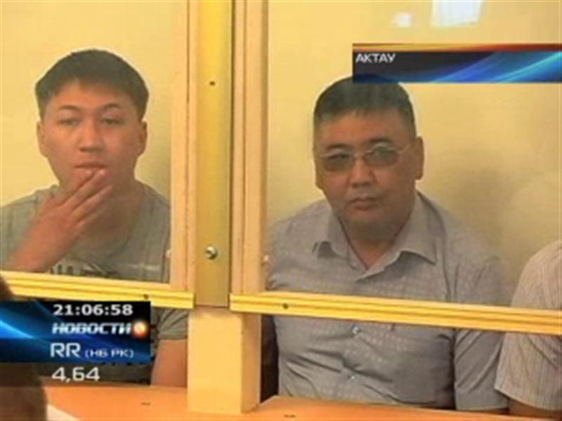 Осуждены полицейские, стрелявшие в Жанаозене