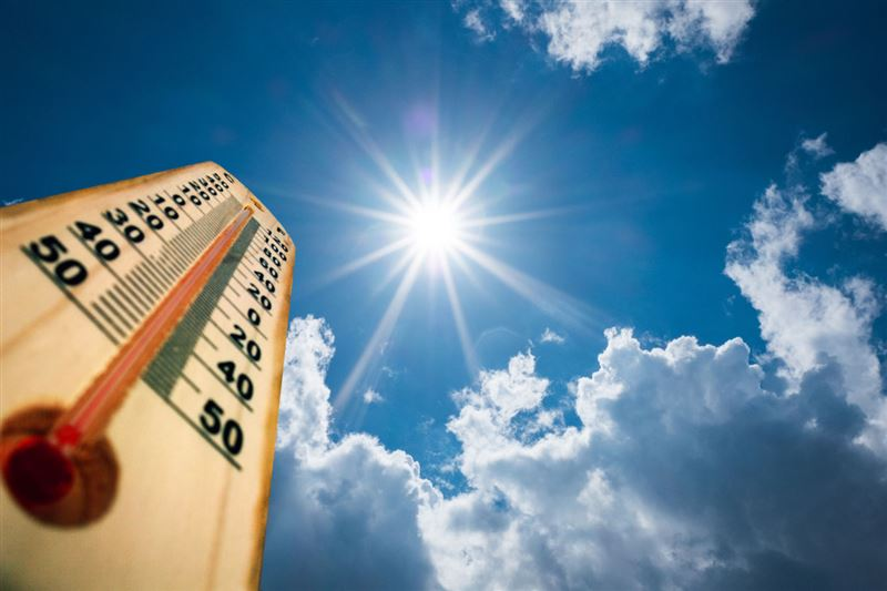 Какая погода будет в Казахстане в четверг, 22 августа