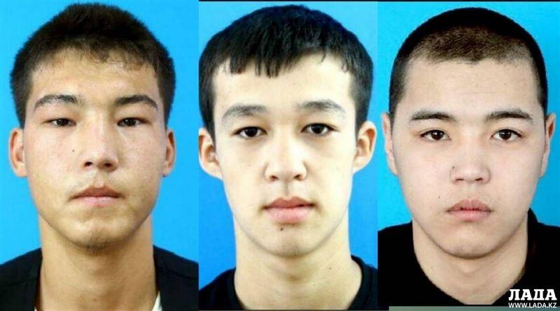 Трех опасных преступников задержали в Жанаозене