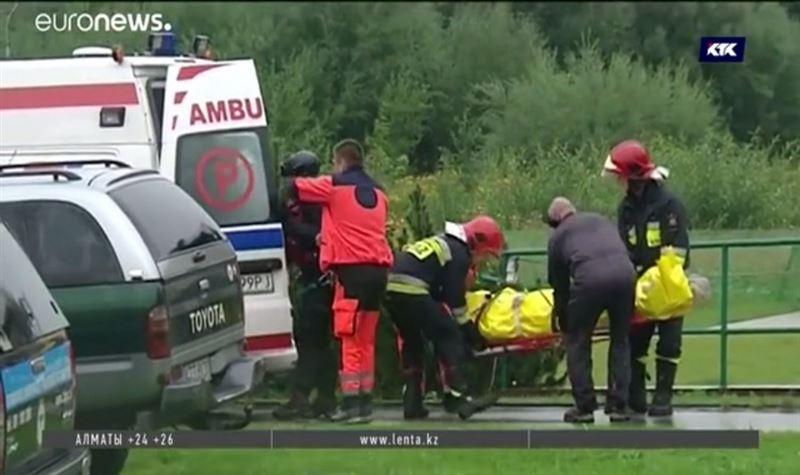 Удар молнии убил четырёх туристов в горах Польши