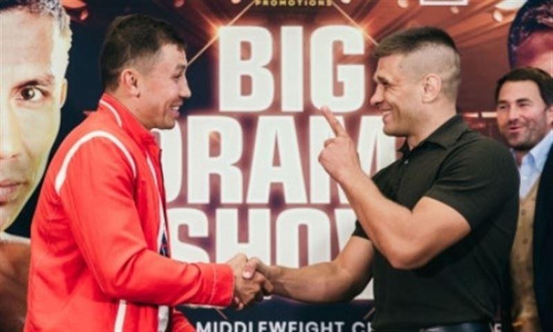 Головкин и Деревянченко пройдут допинг-тест перед поединком