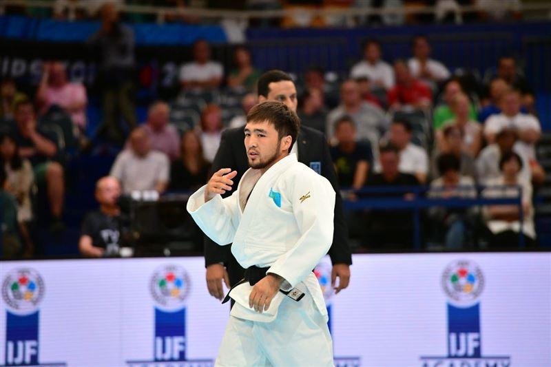 Елдос Сметов әлем чемпионатында қола медаль алды