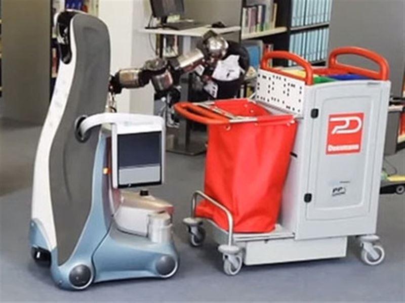 Роботы-уборщики на технологиях 5G приступили к работе в Китае