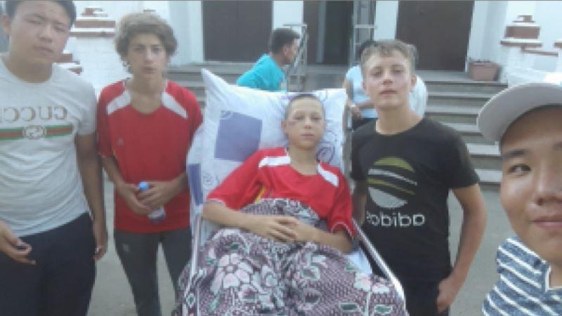 Пьяный водитель «ГАЗели» проехался по палатке со спящими школьниками
