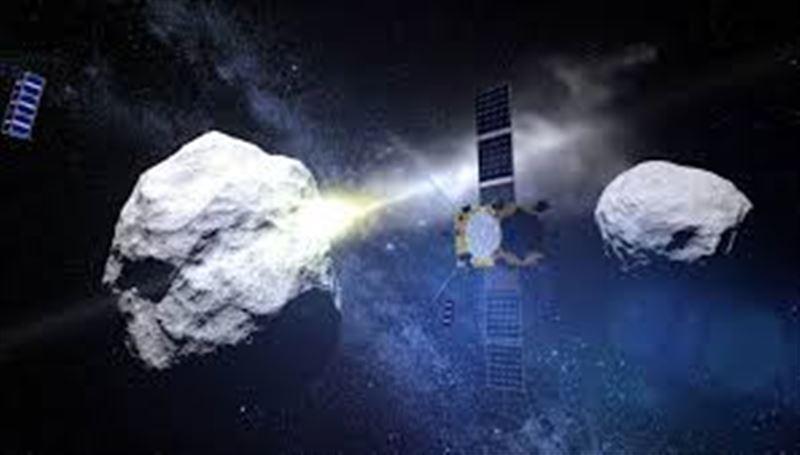 Жерге екі алып астероид жақындап келеді