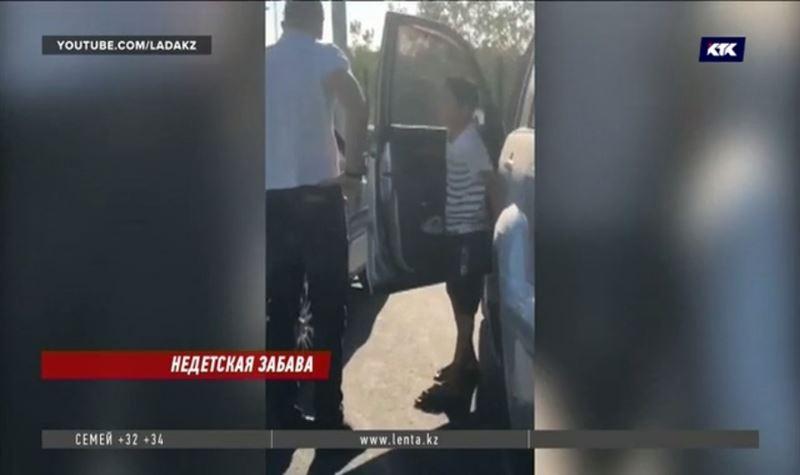 Виновником ДТП в Актау оказался подросток