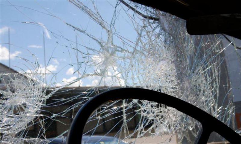 Две аварии произошли за час на одной трассе в Актюбинской области