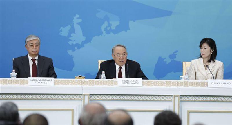 Первый Президент Казахстана призвал ядерные державы к диалогу