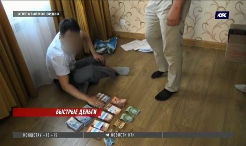 Павлодарские предприниматели, решившие сэкономить на налогах, пользовались услугами ОПГ
