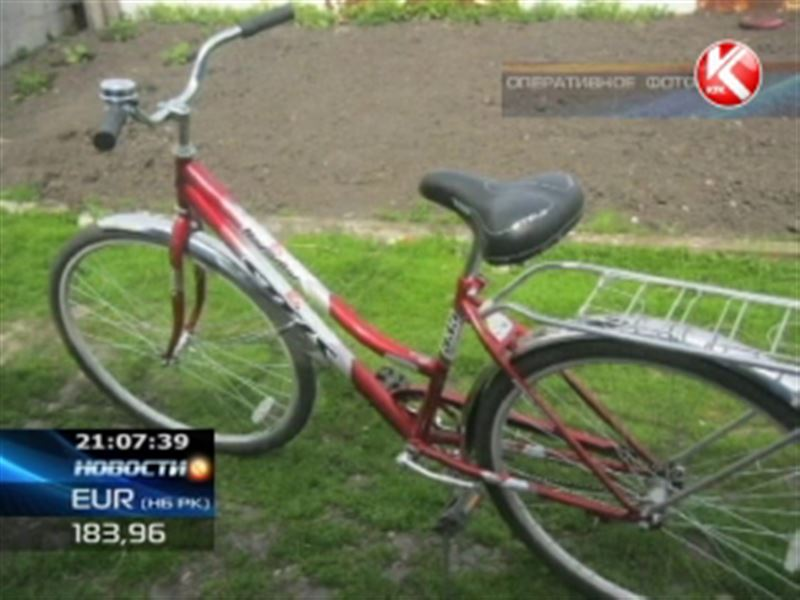 В Северном Казахстане девочка-инвалид погибла под колесами велосипеда
