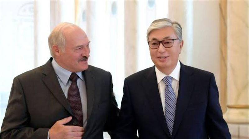 Тоқаев Лукашенкоға жеделхат жолдады
