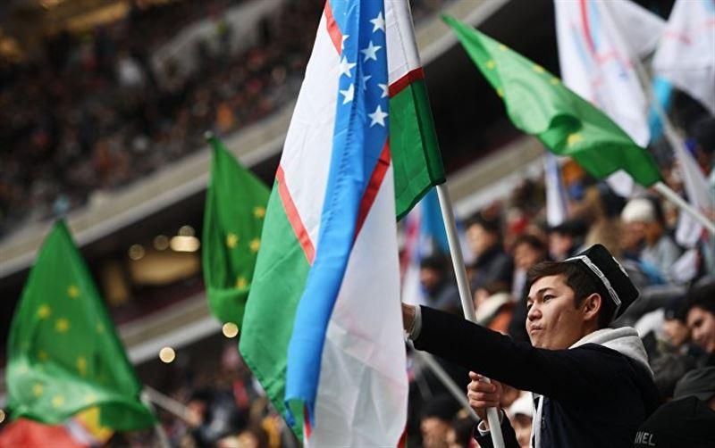 Президент Казахстана поздравил Мирзиеева с Днем независимости Узбекистана