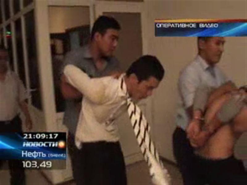 Гастролёры из Южного Казахстана грабили атырауские магазины