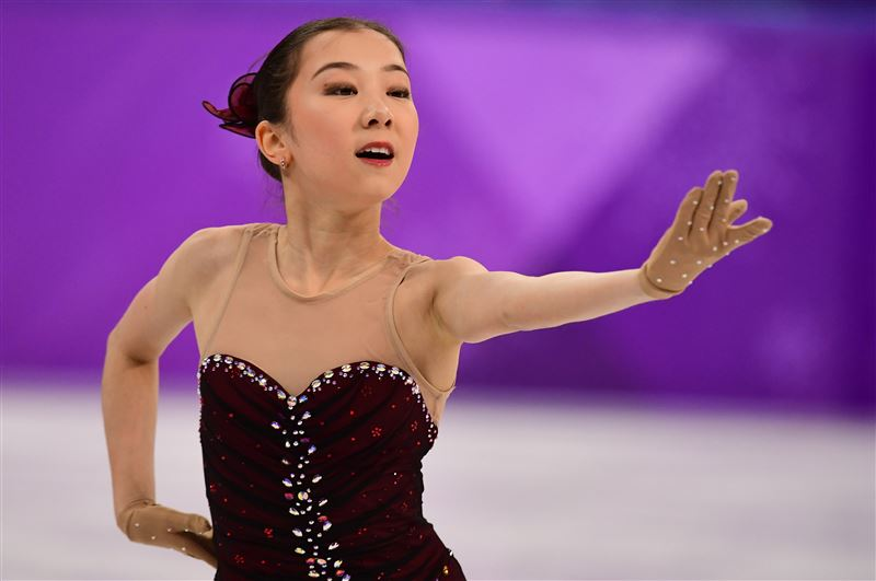 Казахстанская фигуристка получила травму перед началом сезона