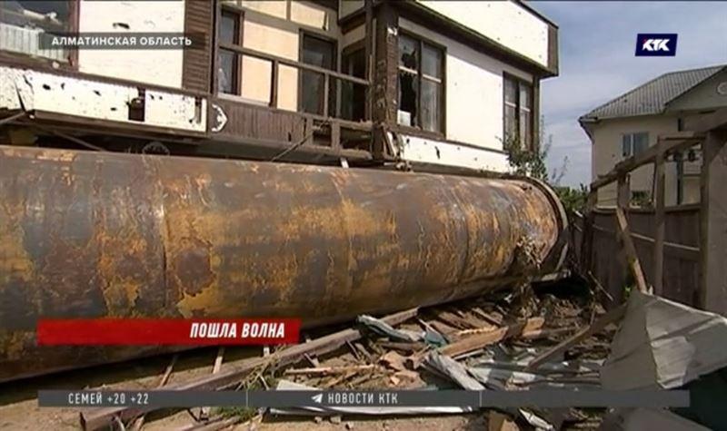 В результате ЧП на заводе в селе Райымбек погибли двое сотрудников