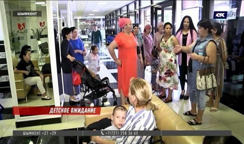 Родители детей с ДЦП в Шымкенте вынуждены сидеть дома