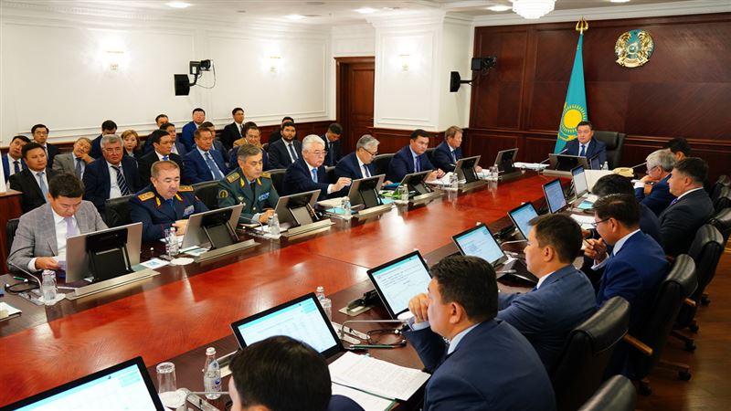 Проект плана по исполнению поручений главы государства подготовят за неделю